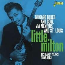 Little Milton: Chicago Blues & Soul, CD