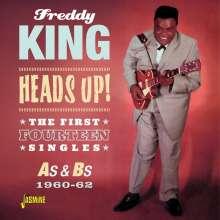Freddie King: Heads Up, CD