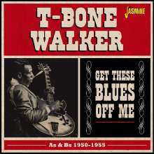 T-Bone Walker: Get These Blues Off Me, 2 CDs