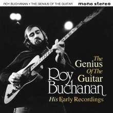 Roy Buchanan: Genius Of The Guitar: His Early Recordings, 2 CDs