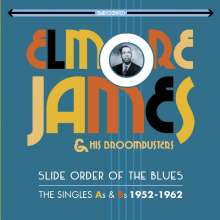 Elmore James: Slide Order Of The Blues, 2 CDs