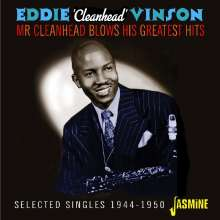 Eddie Cleanhead Vinson (1917-1988): Blows His Greatest Hits, CD