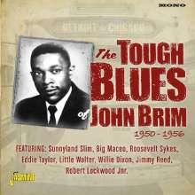 John Brim: Detroit To Chicago: The Tough Blues Of John Brim, CD