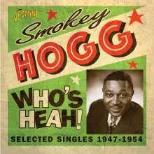 """Andrew """"Smokey"""" Hogg: Who's Heah!, CD"""