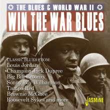 Win The War Blues: The Blues And World War II, CD