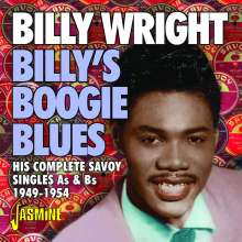Billy Wright: Billy's Boogie Blues, CD