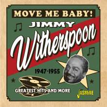 Jimmy Witherspoon: Move Me Baby!, CD