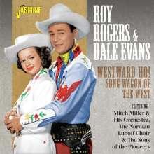 Roy Rogers & Dale Evans: Weastward Ho, 2 CDs