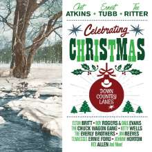 Celebrating Christmas: Down Country Lanes, 2 CDs