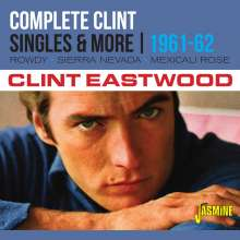 Clint Eastwood: Complete Clint: Singles & More 1961 - 1962, CD