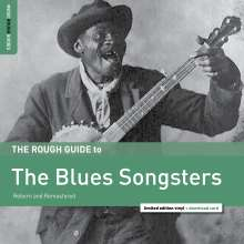 Rough Guide: The Blues Songsters (remastered) (Limited Edition), LP