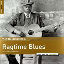 The Rough Guide To: Ragtime Blues (remastered) (Limited Edition), LP