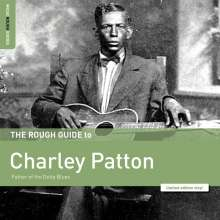 Charley Patton: Rough Guide: Charley Patton, LP