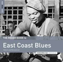 The Rough Guide To: East Coast Blues (remastered) (Limited-Edition), LP