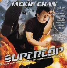 Filmmusik: Supercop, CD