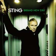 Sting (geb. 1951): Brand New Day, CD