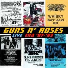 Guns N' Roses: Live Era '87 - '93, 2 CDs