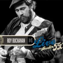 Roy Buchanan: Live From Austin TX (180g) (Limited Edition), LP