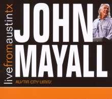 John Mayall: Live From Austin, Tx, 1993, CD
