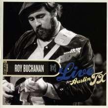 Roy Buchanan: Live From Austin Tx (CD + DVD), 1 CD und 1 DVD