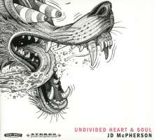 JD McPherson: Undivided Heart & Soul, CD