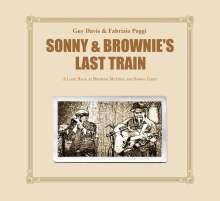 Guy Davis & Fabrizio Poggi: Sonny & Brownie's Last Train (Digisleeve), CD