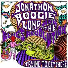 "Jonathon ""Boogie"" Long: Trying To Get There, CD"