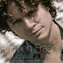 Harmen Fraanje: Avalonia, CD