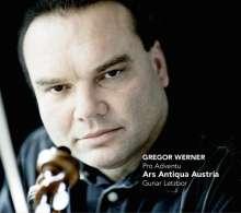 Gregor Joseph Werner (1695-1766): Pro Adventu, CD