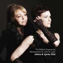 The BaRock Experience - Masterpieces for Cello & Organ, CD
