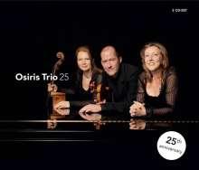 Osiris Trio - 25th Anniversary, 5 CDs