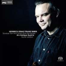 Heinrich Ignaz Biber (1644-1704): Sonatae tam aris quam aulis servientes, Super Audio CD