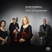 Astor Piazzolla (1921-1992): Grand Tango!, Super Audio CD