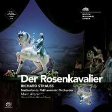 Richard Strauss (1864-1949): Der Rosenkavalier, 3 Super Audio CDs