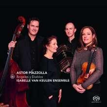 Astor Piazzolla (1921-1992): Angeles y Diablos, Super Audio CD