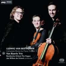 Ludwig van Beethoven (1770-1827): Klaviertrios Vol.5, Super Audio CD