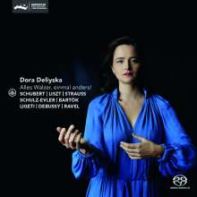 Dora Deliyska - Alles Walzer, einmal anders!, Super Audio CD