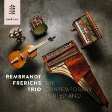 Rembrandt Frerichs (geb. 1977): The Contemporary Fortepiano, CD