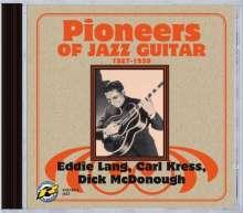 Eddie Lang, Carl Kress & Dick McDonough: Pioneers Of Jazz Guitar, CD