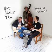 Andy Trio Grant: Champagne On Beer Budget, CD