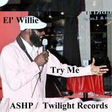 El Willie: Try Me, CD
