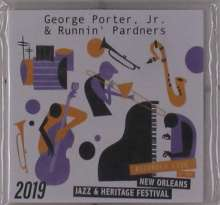 George Porter Jr.: Live At The New Orleans Jazz & Heritage Festival 2019, CD