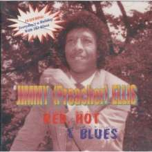 Jimmy Preacher Ellis: Red Hot & Blues, CD