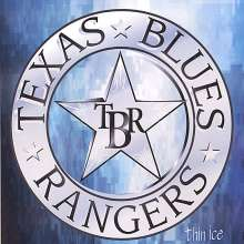 Texas Blues Rangers: Thin Ice, CD