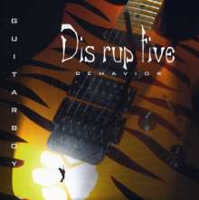Guitarboy: Disruptive Behavior, CD