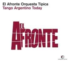 El Afronte Orquesta Tipica: Tango Argentino Today, CD