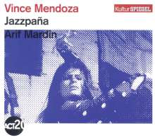 Vince Mendoza (geb. 1961): Jazzpana - Kulturspiegel Edition, CD