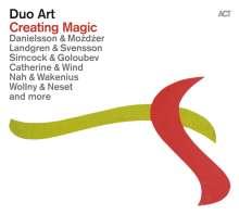 Duo Art - Creating Magic, 2 CDs