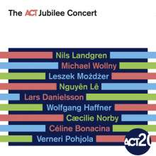 The ACT Jubilee Concert, 2 CDs