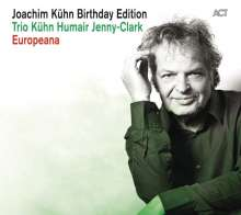 Joachim Kühn (geb. 1944): Birthday Edition: Live At Jazz Fest Berlin / Europeana, 2 CDs